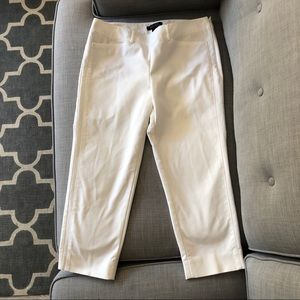 White House Black Market Slim Ankle Pants